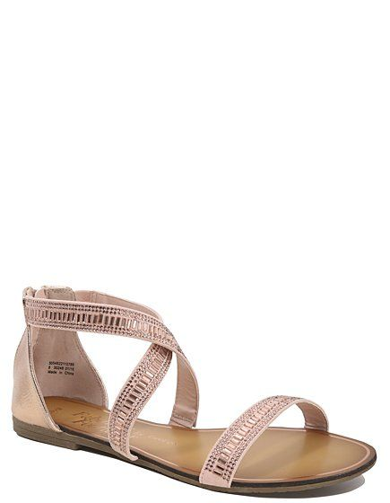 Jewel Detail Sandals, read reviews and