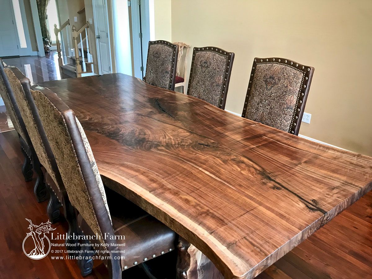 Rustic Dining Table Live Edge Dining Table Wood Slab Dining Table Wood Slab Dining Table Natural Wood Dining Table Wood Dining Room Table