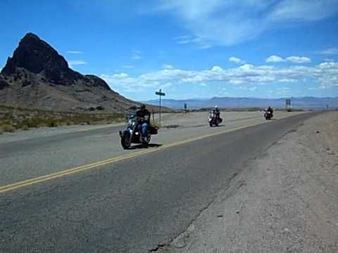 Route Motorcycle Gang On Oatman Road YouTube Videos - Route 66 youtube