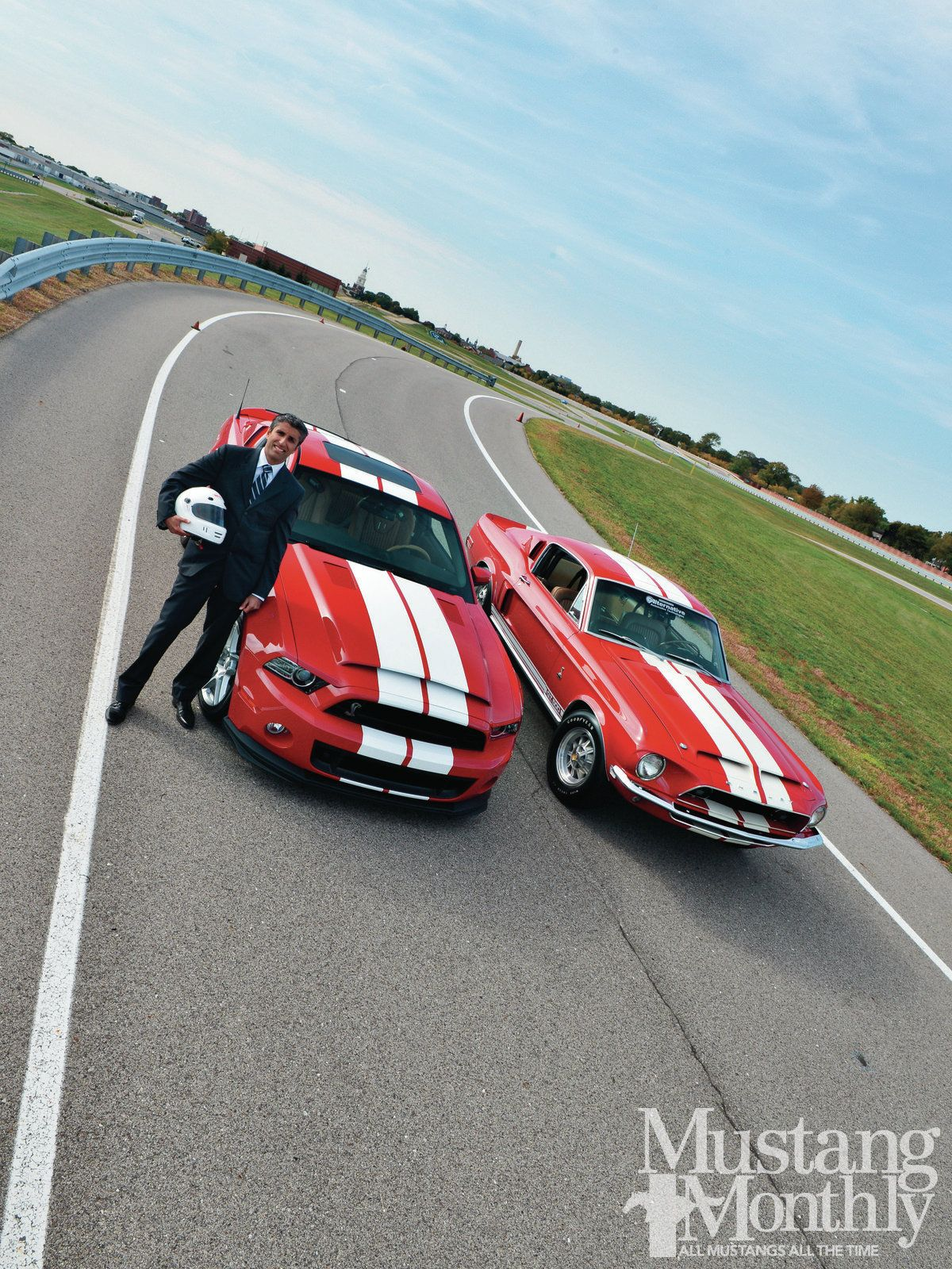 Ford Mustang Shelby Gt 500 Dream Shelbys 1968 Gt 500