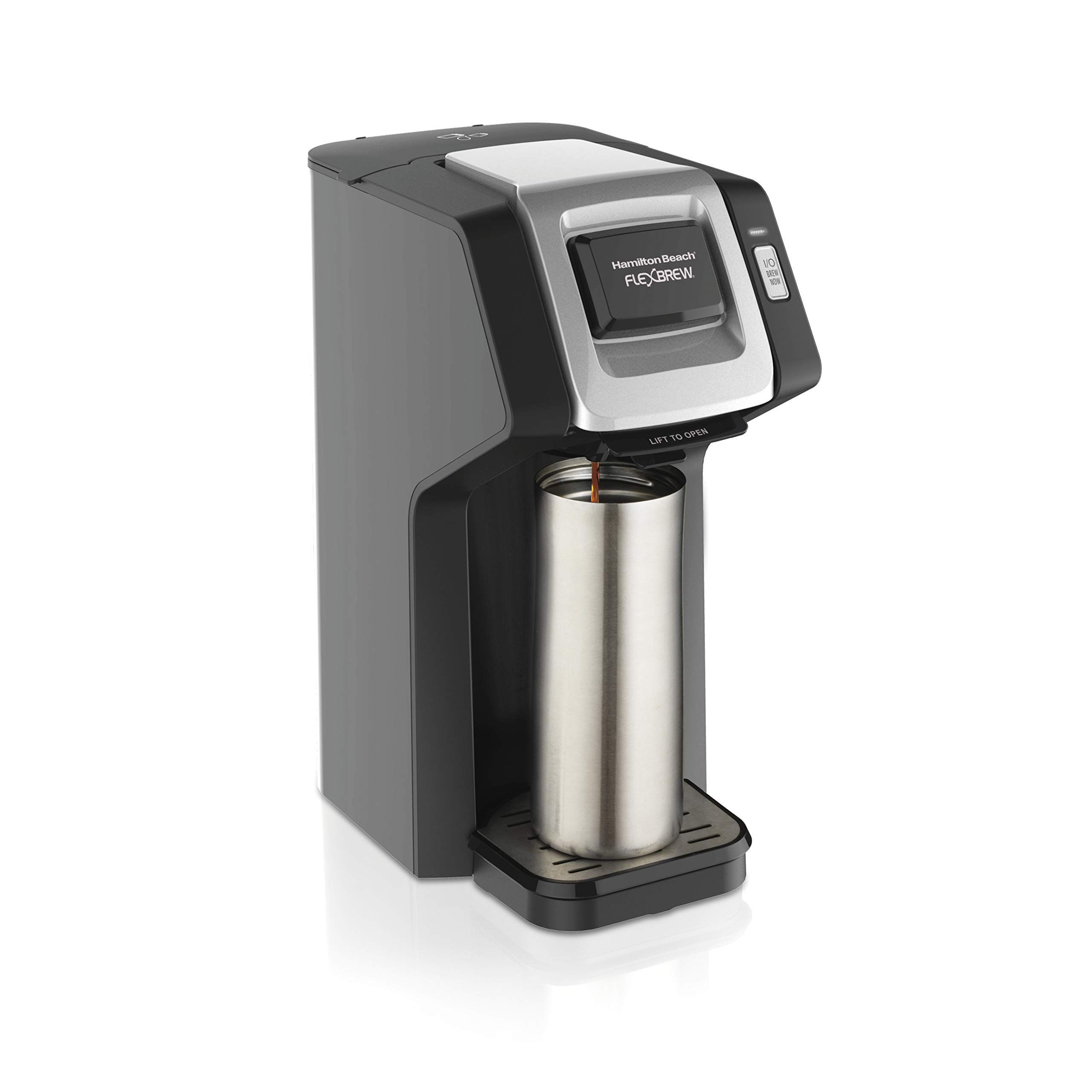 Hamilton Beach (49974) Single Serve Coffee Maker,Â