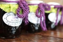 Jam Wedding Favors-wine jam?