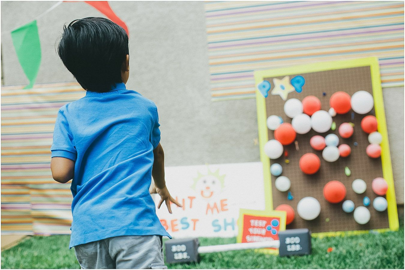 DIY Carnival and Circus – Themed Birthday Party : Jacob is 4 ...