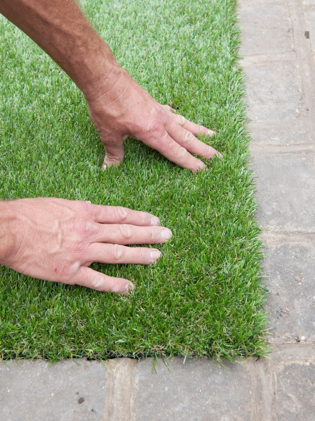 How to Lay Artificial Turf Artificial turf, Artificial