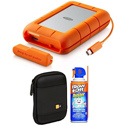 Introducing Lacie Rugged Thunderbolt External Hard Drive Bundle 4tb Great Product And Follow Us For More Updates Usb Data Storage Raid
