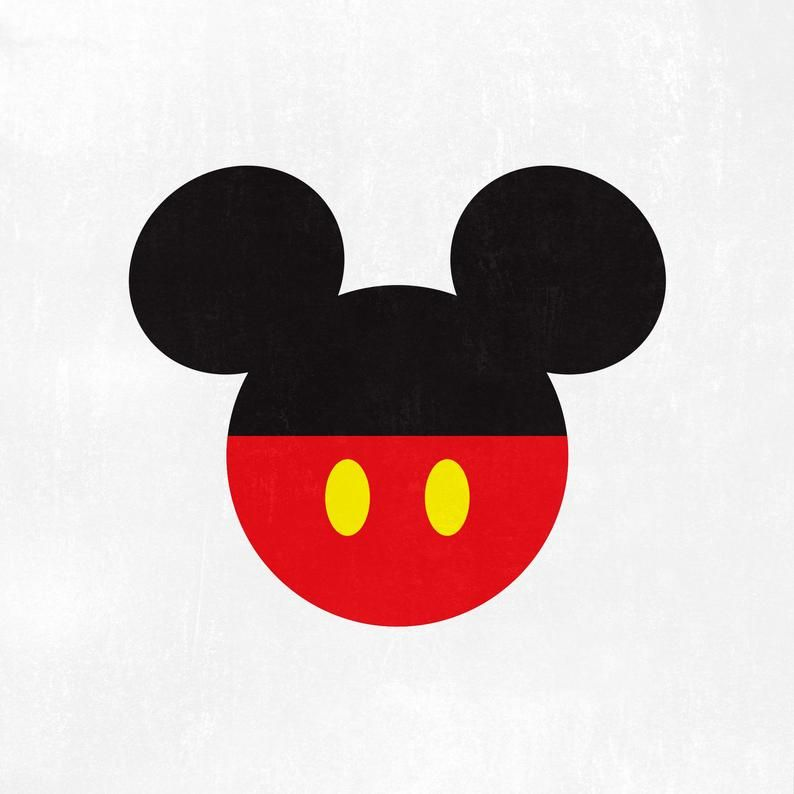 Mickey Mouse Head Svg Layered Mickey Mouse Svg And Png Etsy In 2021 Mickey Mouse Stencil Mickey Mouse Head Minnie Mouse Bow