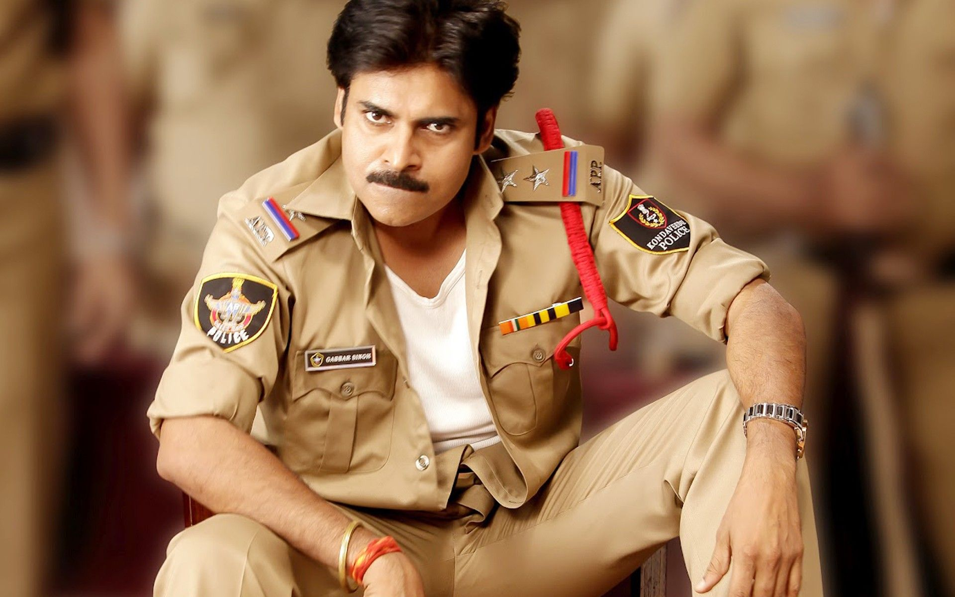 Pavan Kalyan Background by Cody Barnwill on