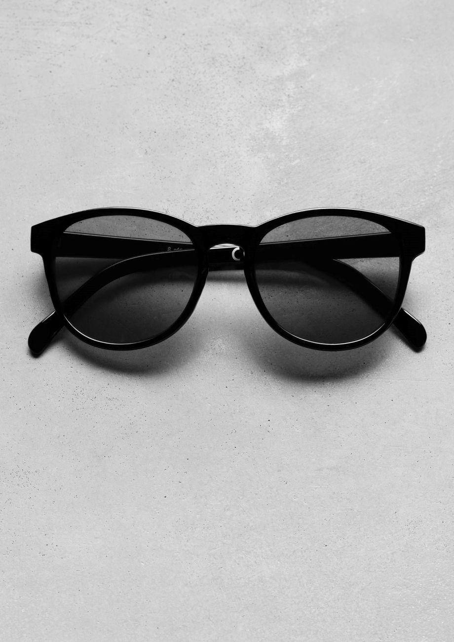 & Other Stories | Round Frame Sunglasses | A c c e s s o r i e s ...
