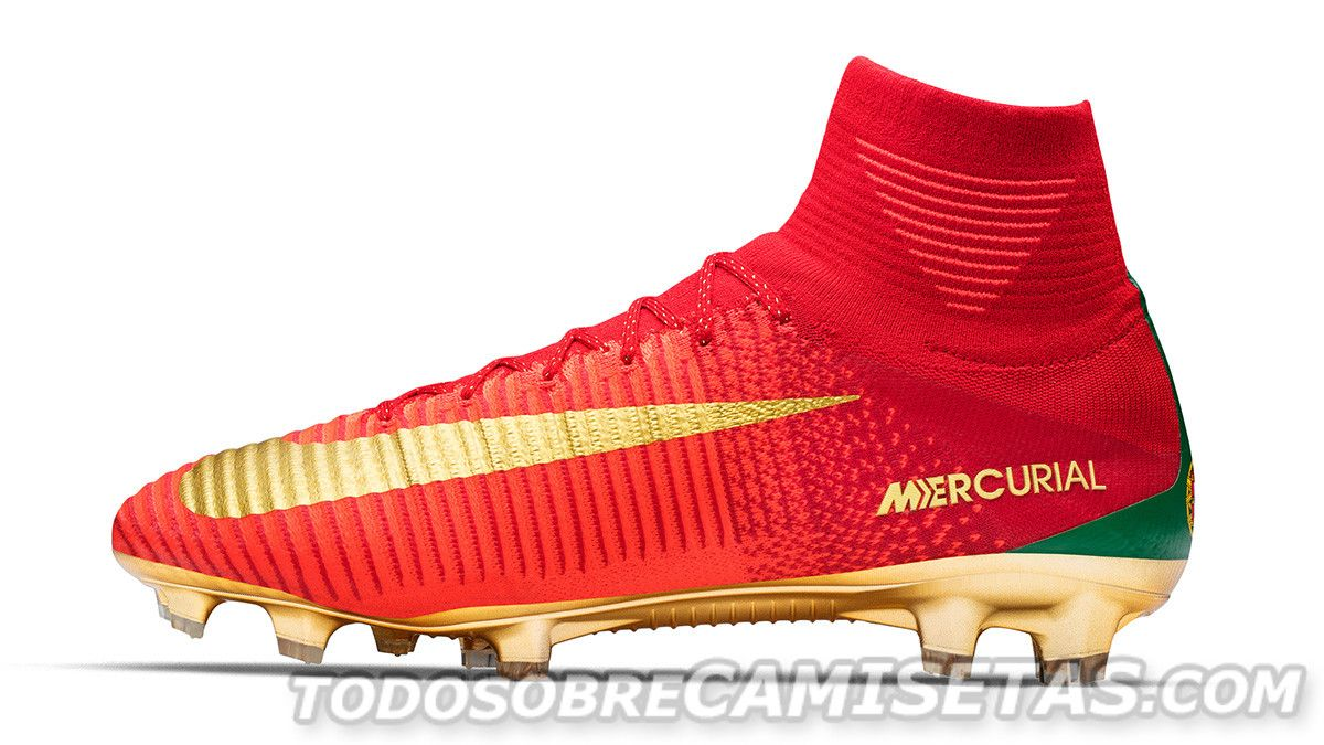 detailed look 6d841 ca79e Nike Mercurial CR7 Campeões. Nike Mercurial CR7 Campeões Botines Nike  Mercurial, Nike Cr7, Latest Football Boots ...