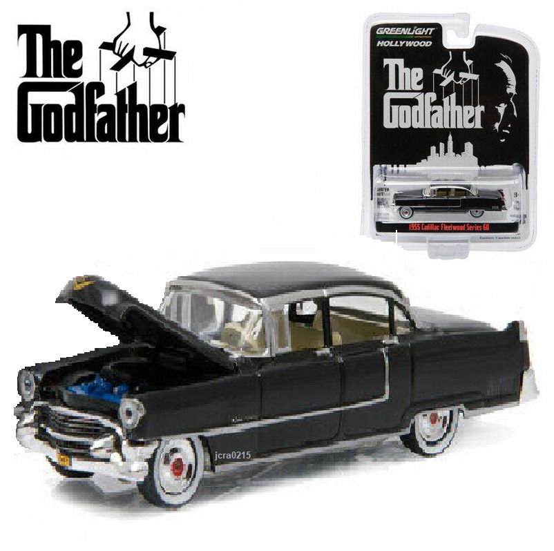 """1972 Movie 1//24 Diecast Model Car by Greenlight /""""The Godfather/"""""""