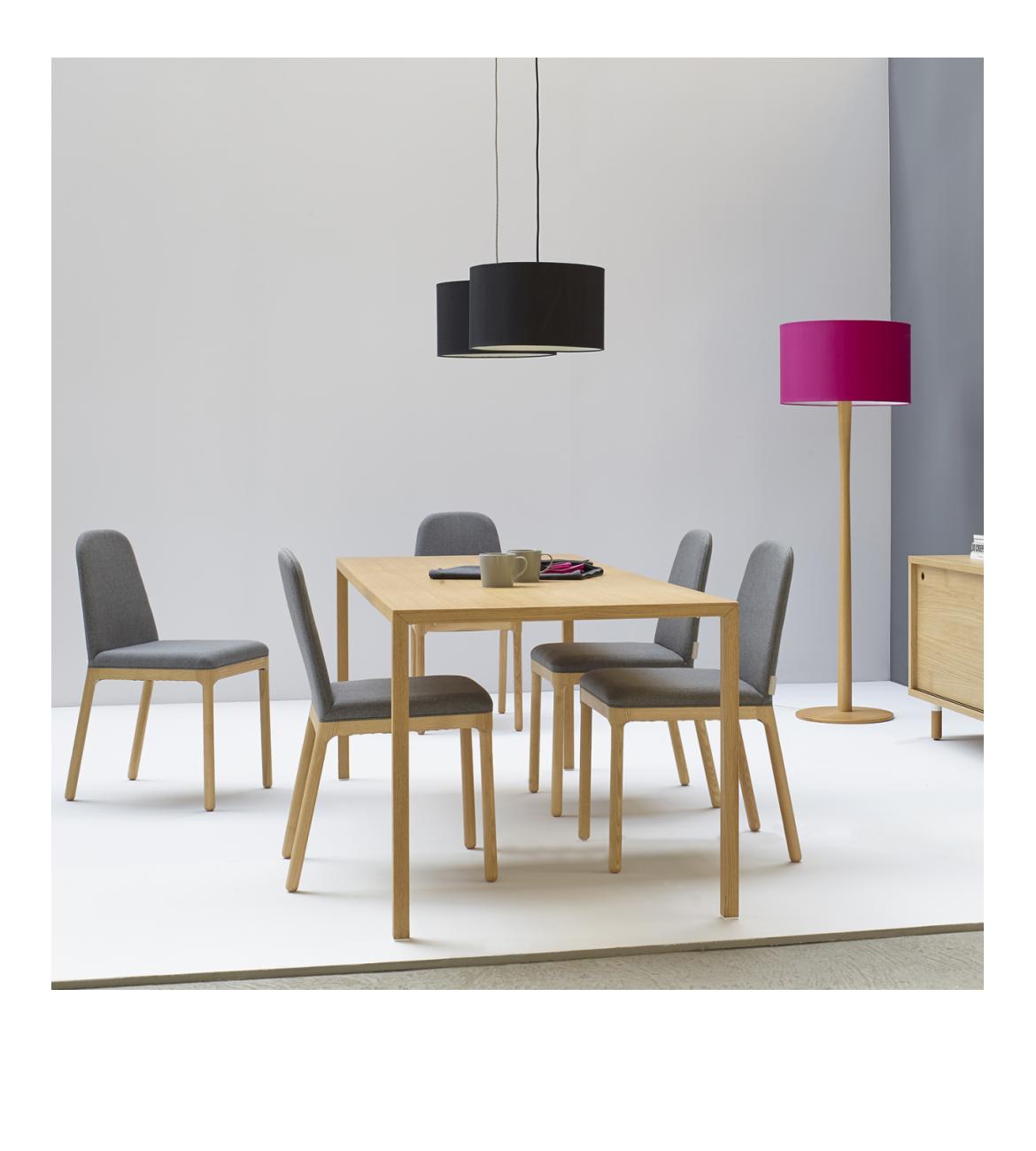 Tratto Table de salle à manger | Habitat | Pinterest