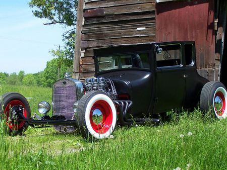 Green Model T Hot Rod Google Search Hot Rods Cars Hot Rods Ford Classic Cars
