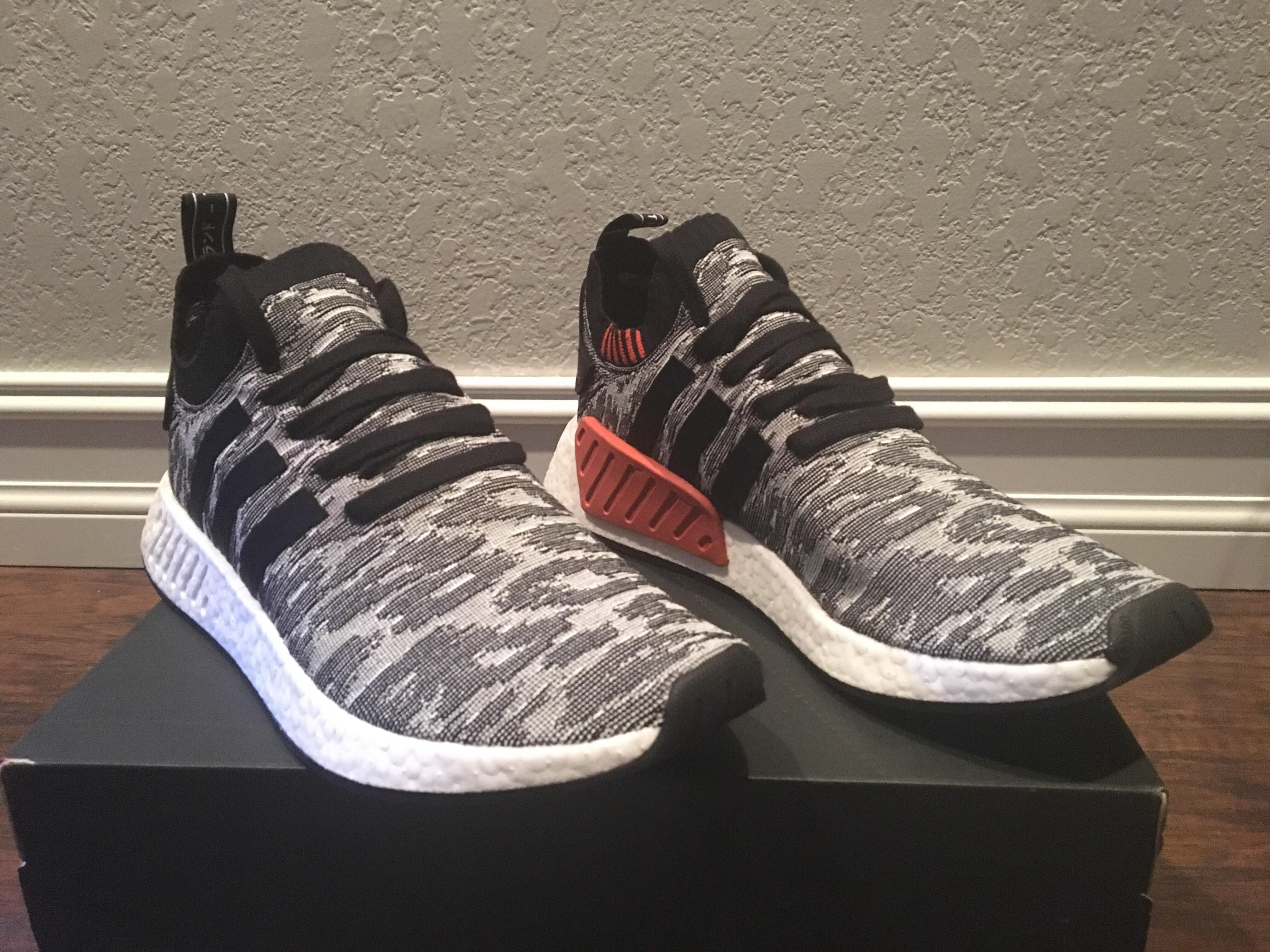1faeb4b56d Pickup] First pair of NMDs | Nike Sneakers | Adidas sneakers, Adidas ...