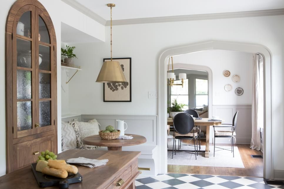 Fixer Upper: Stylish Update for a Vintage Tudor