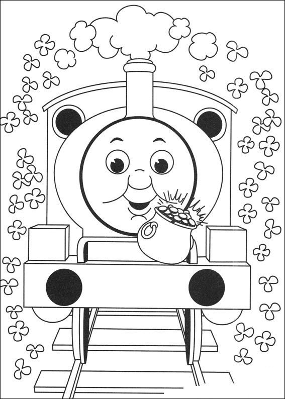 Gratis Kleurplaten Thomas De Trein.Thomas De Trein Kleurplaten Pinterest Train Coloring Pages
