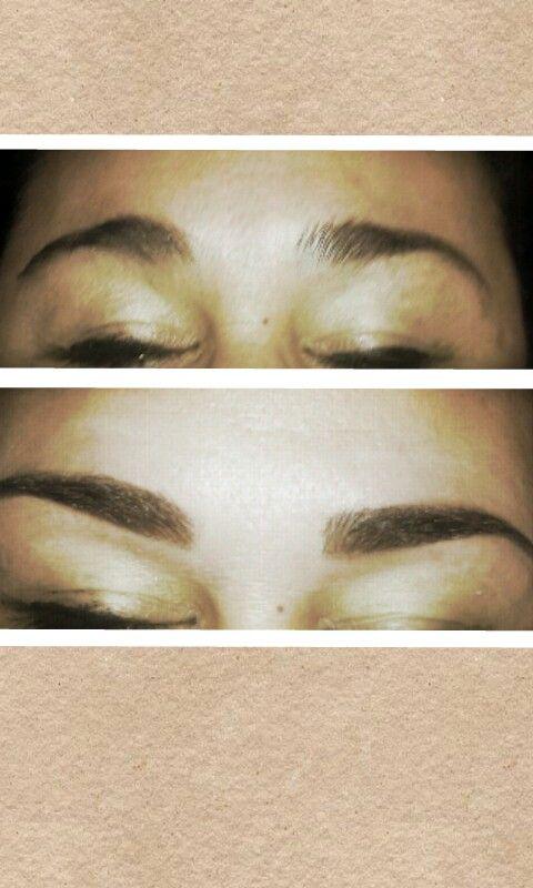Eyebrow Treatment Medium Arch Dingen Die Ik Leuk Vind Pinterest
