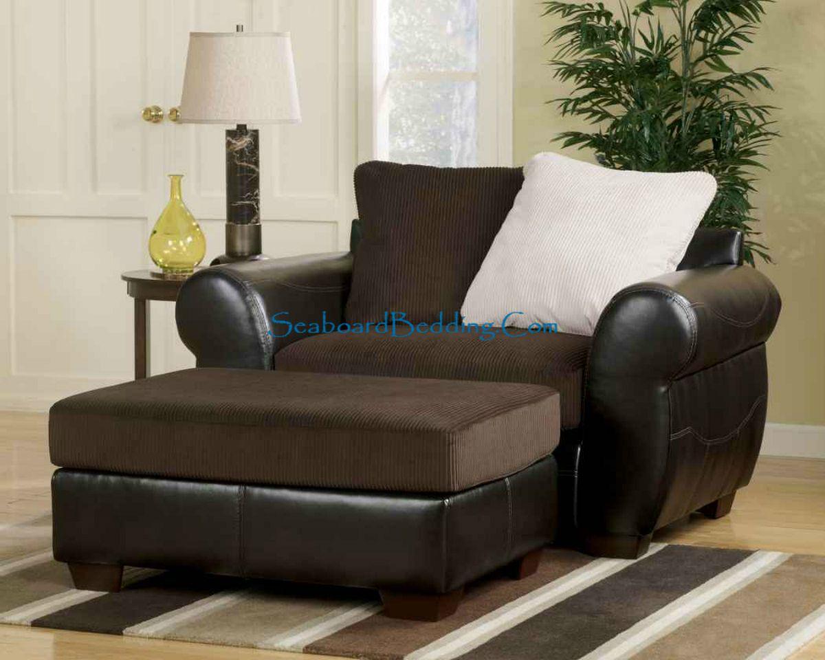 Chair and ottoman chair and ottoman set furniture