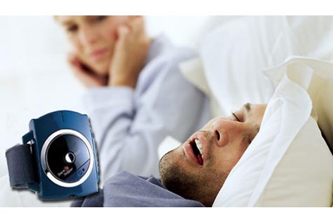 $16 for an Anti-Snore Wristband - Shipping Included