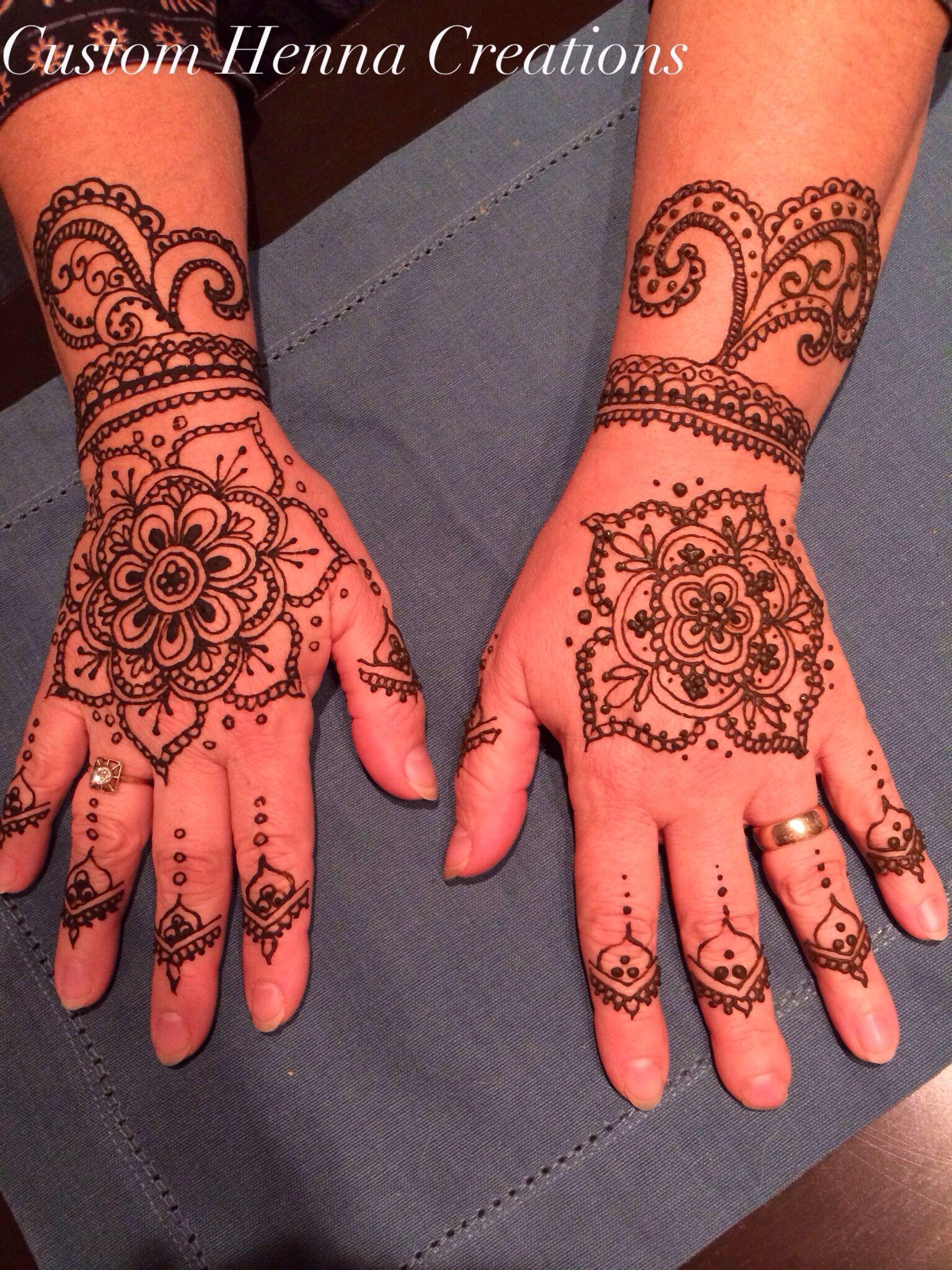 Diwali Henna Designs: Henna/Mehndi Designs