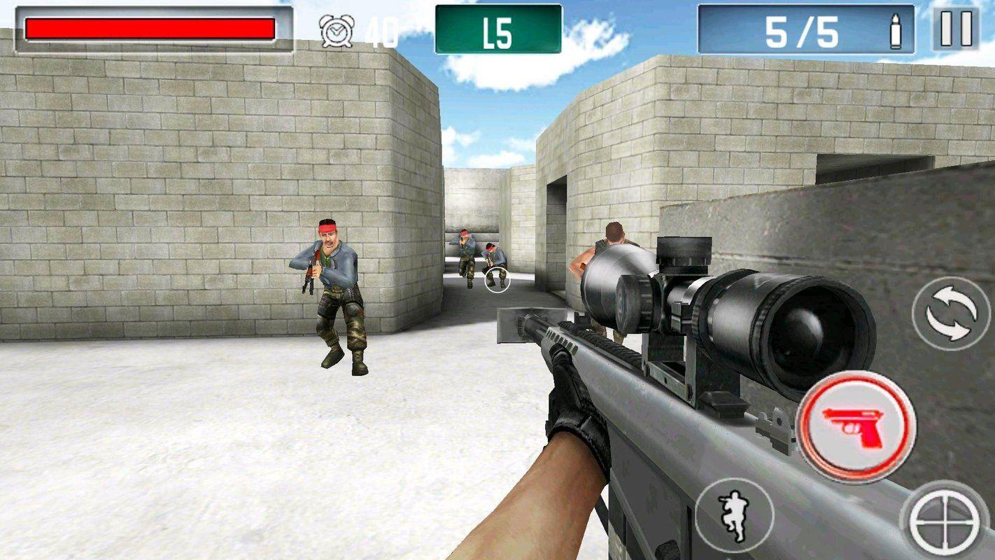 3d gun shooting games free download for pc