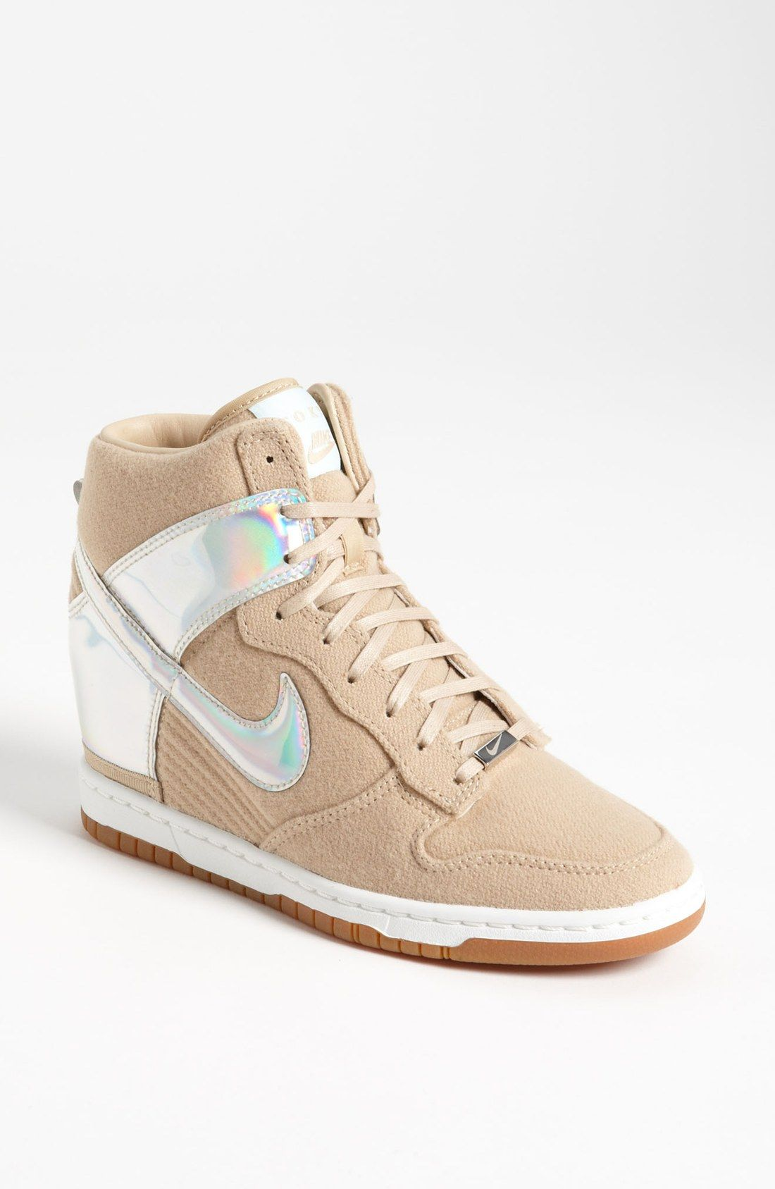 Nike Dunk Sky Hi City Wedge Sneaker (Women) | Nordstrom