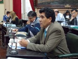GODOY DESTACA LA TAREA LEGISLATIVA DE LOS DIPUTADOS EN SALTA DURANTE SU PRESIDENCIA