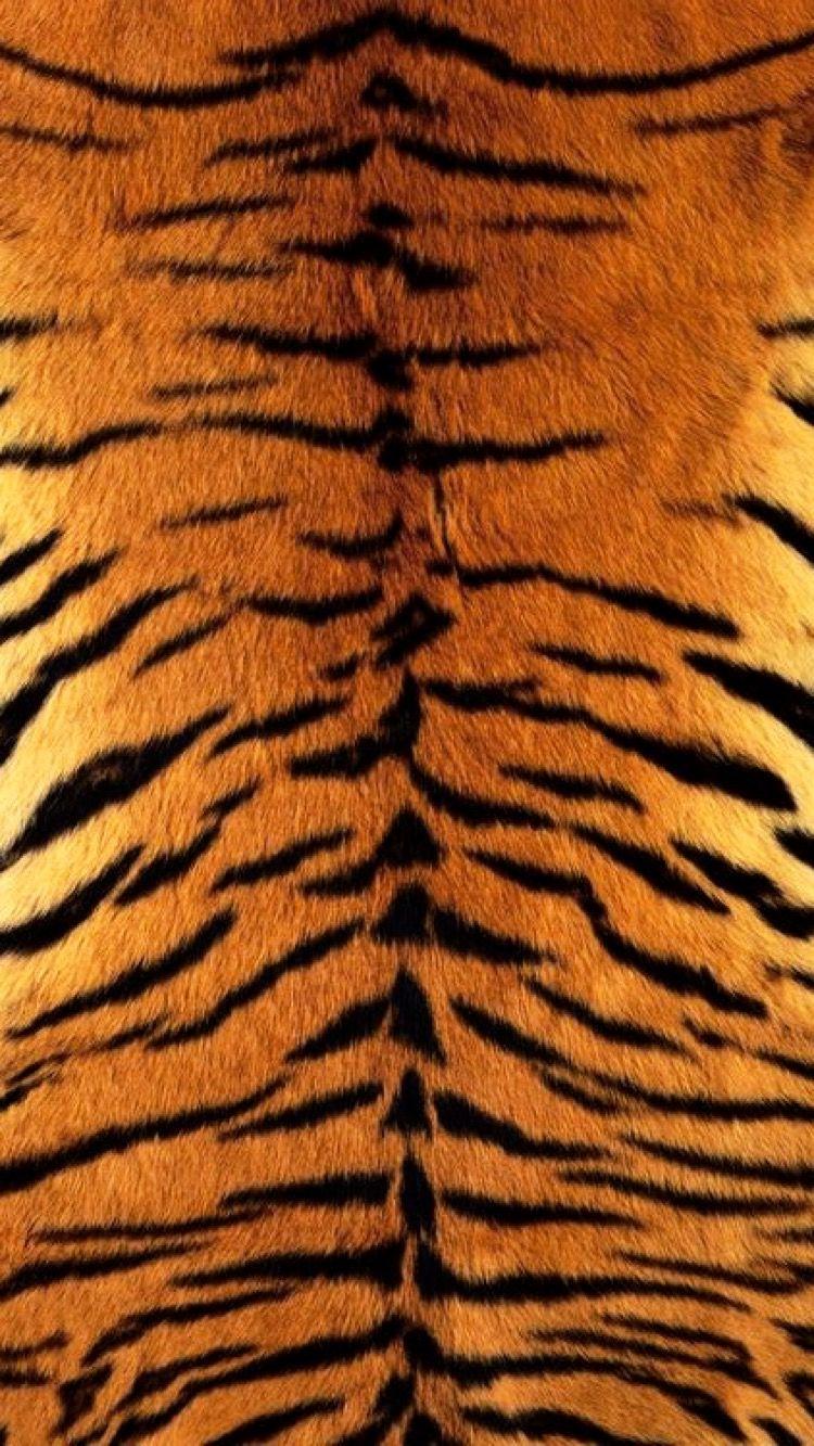 Tiger Stripes Phone Wallpaper Tigers Phonewallpaper Orange Animals Stripes Tiger Fur Animal Print Wallpaper Tiger Skin