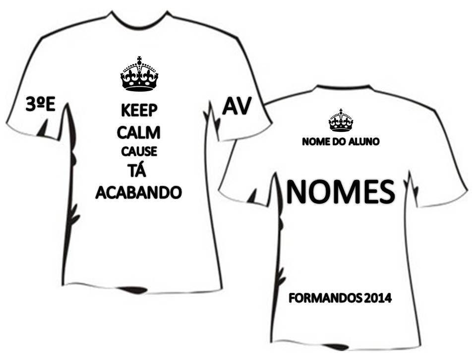 Camisetas para Formandos  3d455f71f75