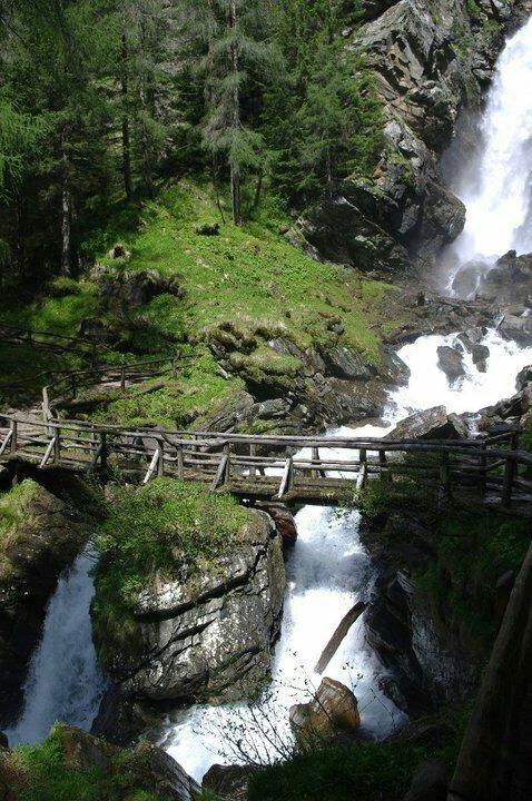 Saent Waterfalls - Rabbi