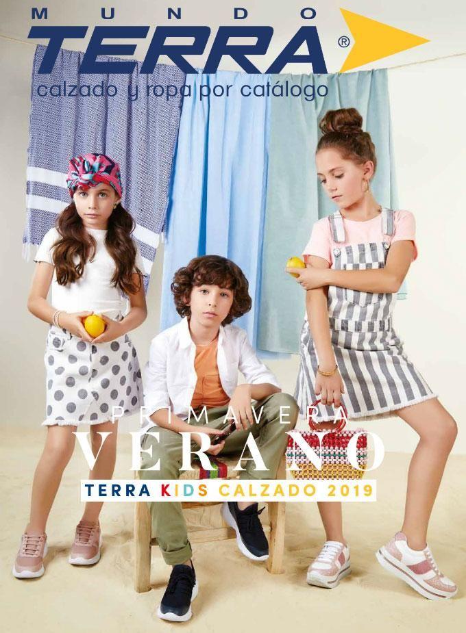 Catalogo De Zapatos De Ninos Terra Individual Summer Dresses Tiny Cottons Fashion