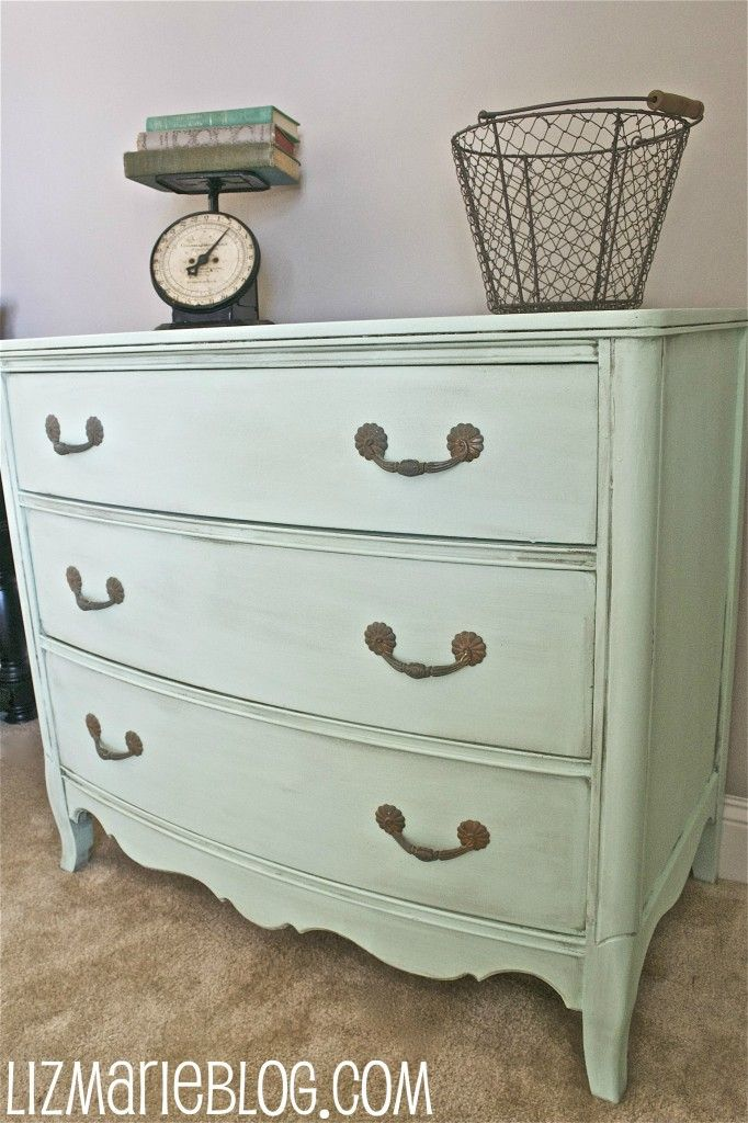 Furniture Refinishing Mint Green Dresser Green Dresser Redo Furniture
