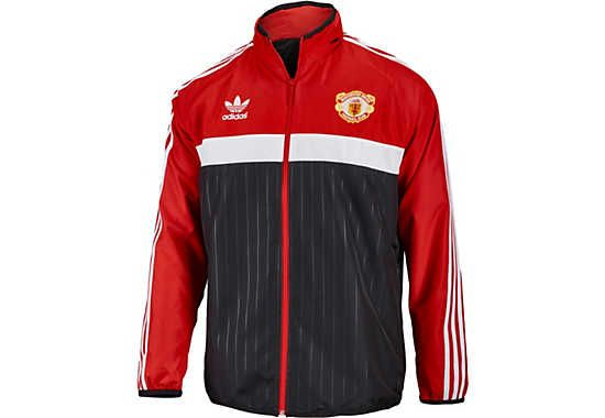 adidas Manchester United Windbreaker! Get it for the holidays from ...