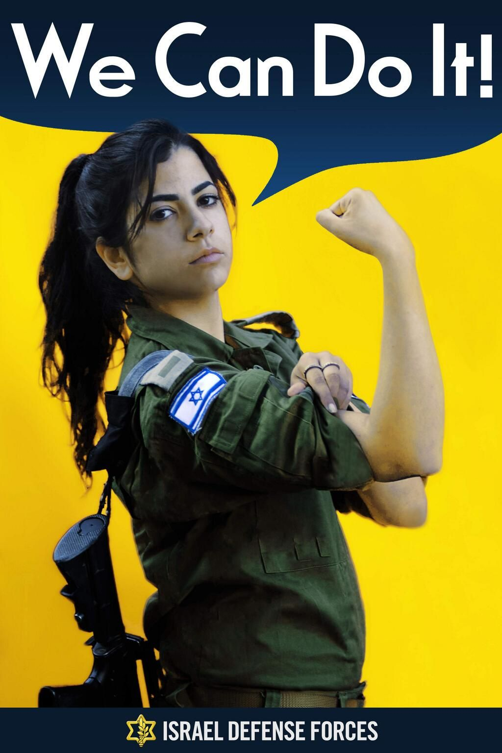women of the idf: idf gals ready to kick some arab butt | holy land