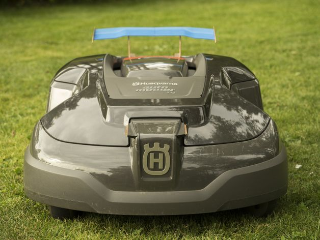 i created this to pimp up my robotic lawn mower husqvarna automower 310 but the design is not. Black Bedroom Furniture Sets. Home Design Ideas
