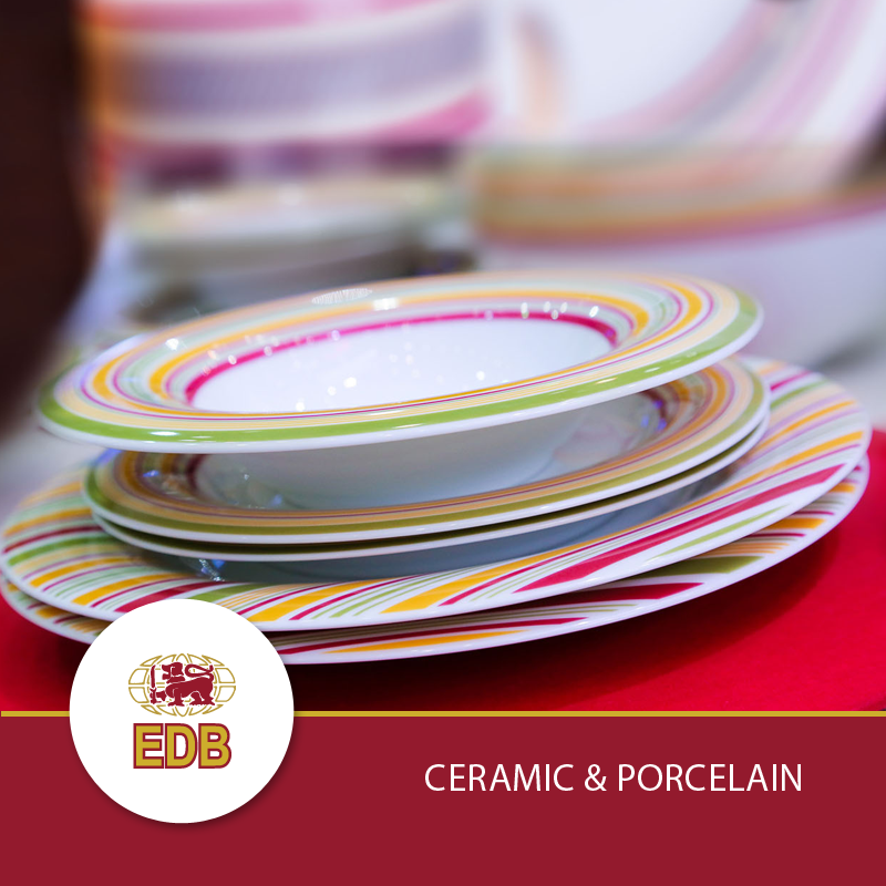 The Classy Porcelain Ware Sourced From Sri Lanka Will Fetch A Premium Price At Your Homeware Retailing Business Porcelain Ceramics Tableware