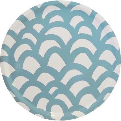 camp cirrus tray HAVET light blue.