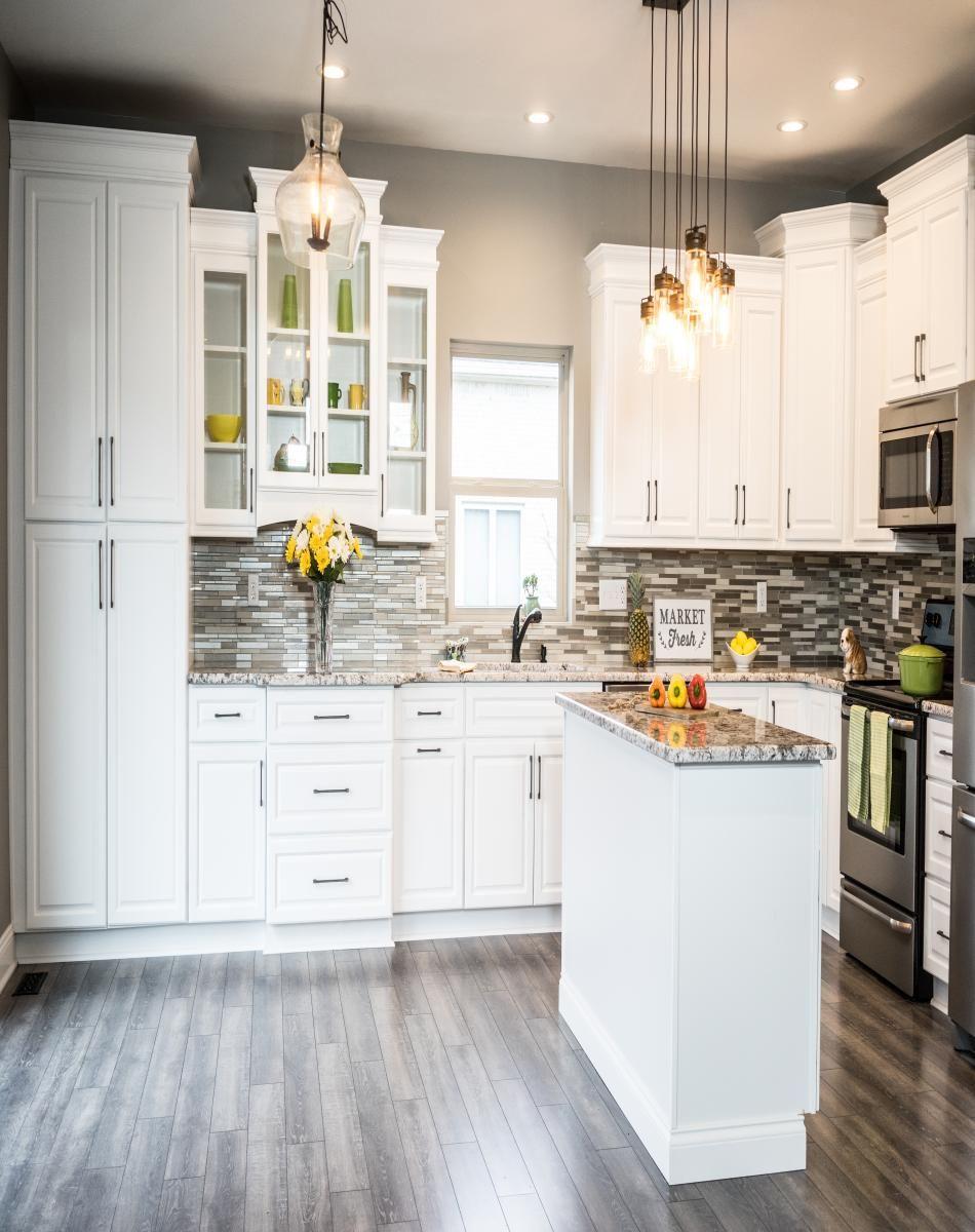 Key Largo White Kitchen Cabinets For Sale White Kitchen