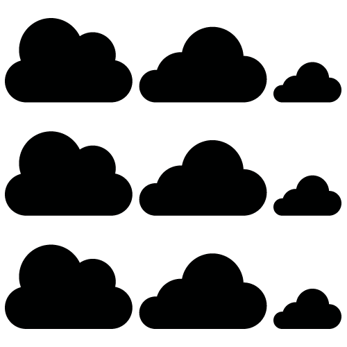 Domain Registered On Behalf Of Our Client By Domains Co Za Vinyl Wall Decals Clouds Wall Decals