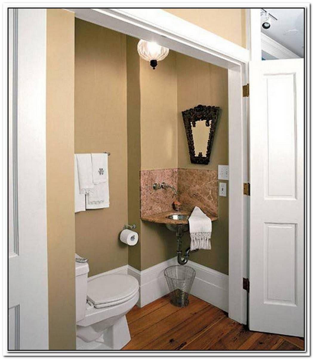 Closet Ideas Closet Bathroom Small With Images Simple Bathroom