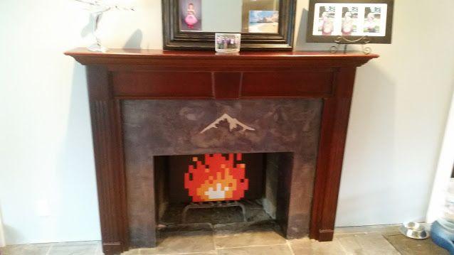 Concrete fireplace surround winlay do it yourself pinterest concrete fireplace surround winlay concrete fireplacedecor ideasdiy solutioingenieria Image collections