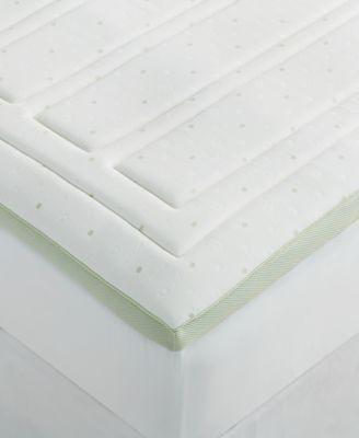 Sensorpedic Bounce 3 Foam Full Mattress Topper Best Mattress
