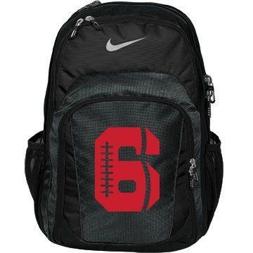 School Football Gear Football Gear Football Bag Custom Backpack