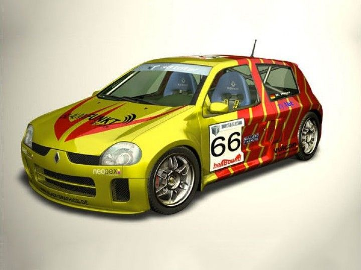 Tutorial link texture mapping a renault clio in cinema 4d design cinema 4d malvernweather Images