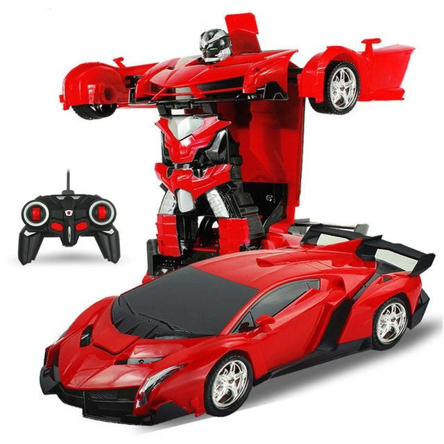 Figure 8 Cars For Sale: 2 In 1 Transformer RC Car Models Remote Control Classic