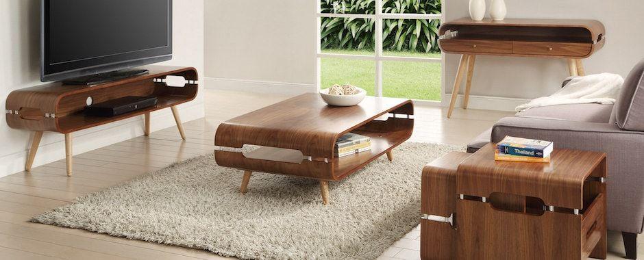 Jual Furnishings Walnut Curve Furniture Furniture Pinterest Tv