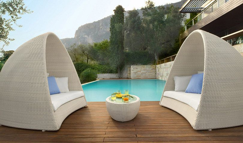 Roberti A True Master Of Outdoor Furniture Design Modern Patio