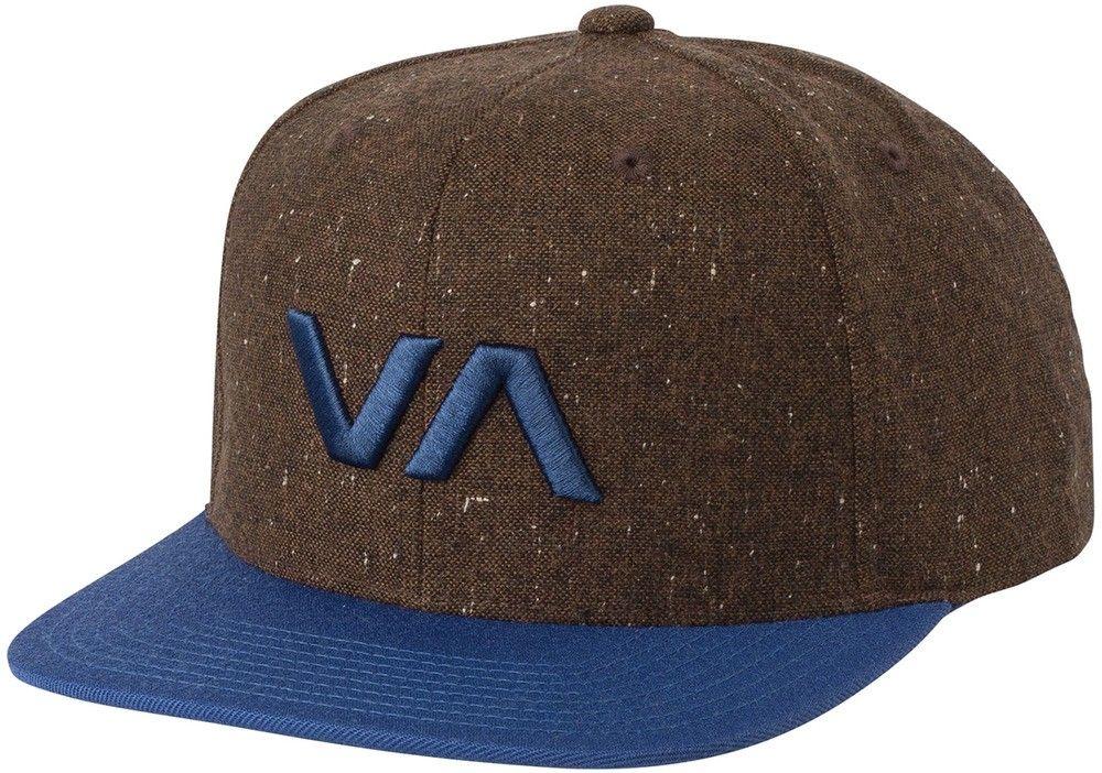 2d89a7893 Rvca Boy's Va Snapback Hat - Navy/Red Ea | Products | Snapback ...