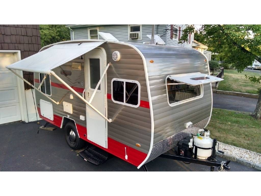 Check out this 2016 Riverside Rv Retro 166 listing in Linden, NJ 07036 on RVtrader.com. It is a Travel Trailer and is for sale at $19950.