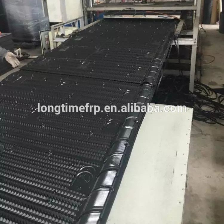 Cooling Tower Film Fill Media Counter Flow Cooling Tower Material