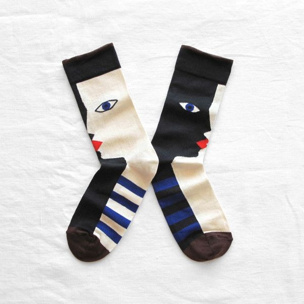 Heads Socks by Bonne Maison | Luna & Curious
